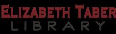 Elizabeth Taber Library